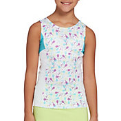 Prince Girls' Printed Tennis Tank Top