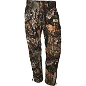 Paramount Adult EHG Elite Mossy Oak Wasatch Heavyweight Camo Sherpa Fleece Hunting Pants