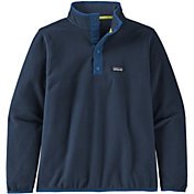 Patagonia Boys' Micro D Snap-T Pullover Sweater