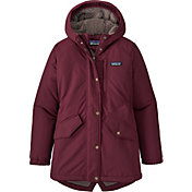 Patagonia Girls' Insulated Isthmus Parka Jacket