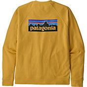 Patagonia Men's P-6 Logo Organic Crew Sweatshirt