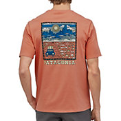Patagonia Men's Summit Road Organic Cotton T-Shirt