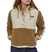 Patagonia Women's Shelled Retro-X Fleece Pullover Jacket