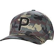 PUMA Men's P 110 Camo Snapback Golf Hat