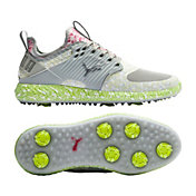 PUMA Men's IGNITE PWRADAPT Caged TournAMENt Golf Shoes