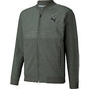 PUMA Men's Cloudspun Camo Jacket