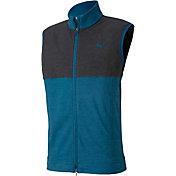 PUMA Men's Clouspun Warm Up Vest