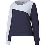 PUMA Women's CLOUDSPUN Crewneck Sweatshirt