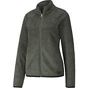 PUMA Women's Sherpa Fleece Full Zip Jacket
