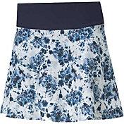 PUMA Women's PWRSHAPE Floral 16''-18'' Golf Skirt