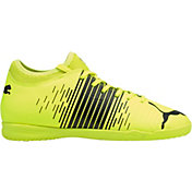 PUMA Kids' Future Z 4.1 Indoor Soccer Shoes