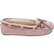 Minnetonka Women's Cally Moccasin Slippers