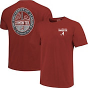 Image One Men's Alabama Crimson Tide Crimson Campus Local T-Shirt