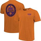 Image One Men's Clemson Tigers Orange Campus Local T-Shirt