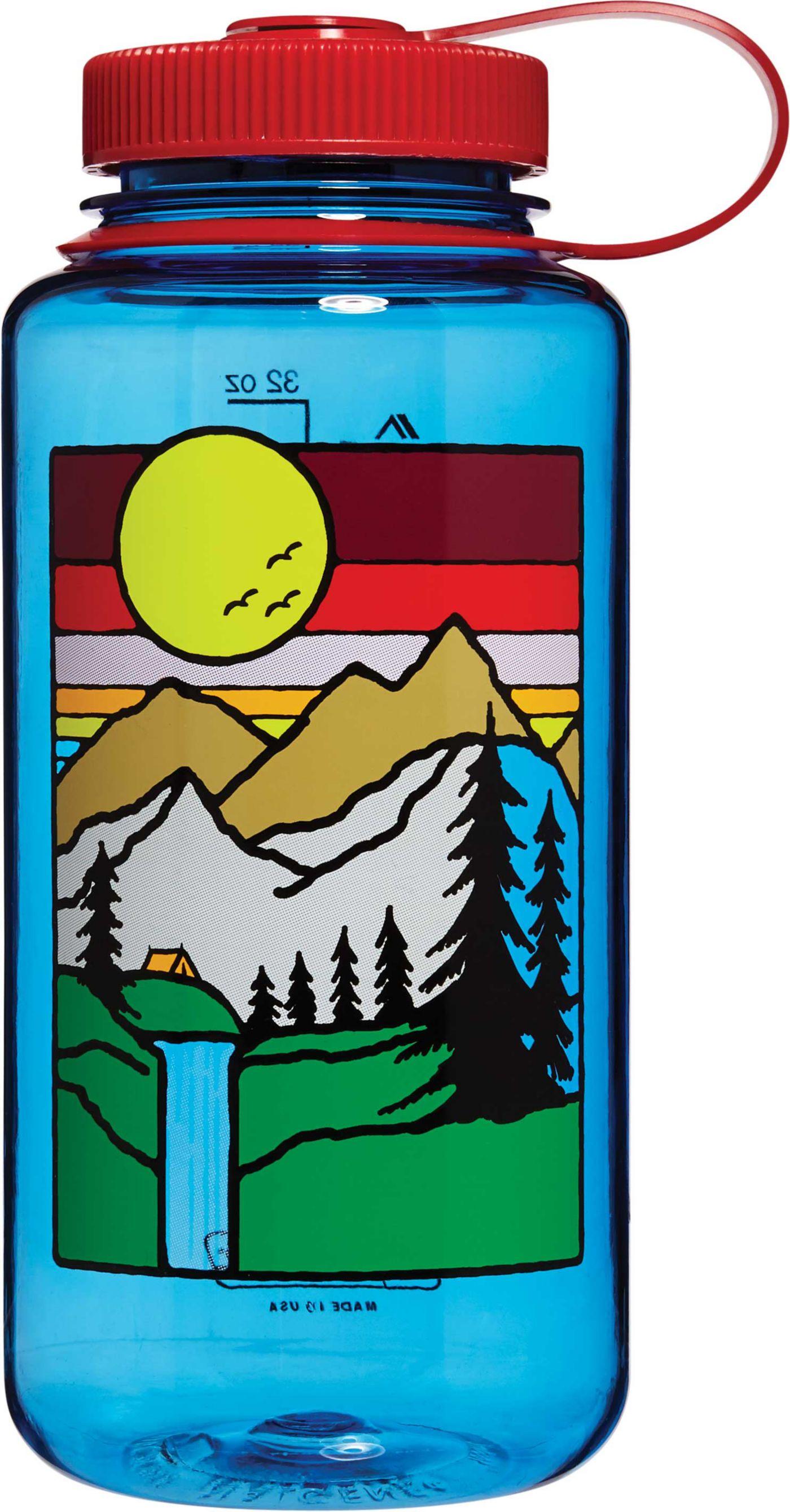 Quest Nalgene Mountain 32 oz. Water Bottle