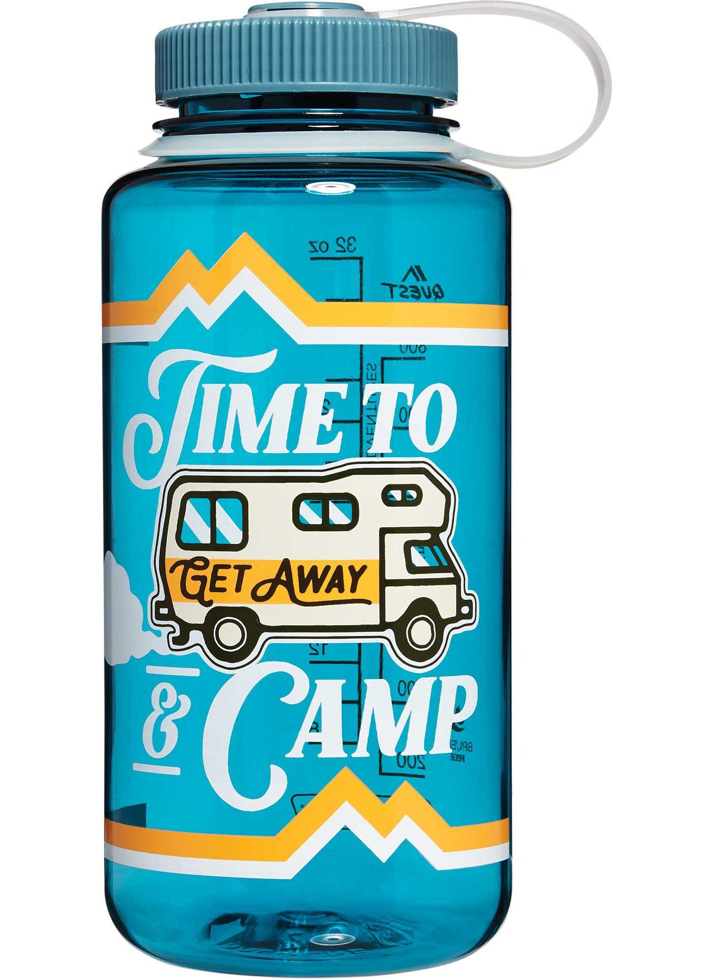 Quest Nalgene Camp  32 oz. Water Bottle