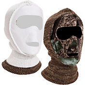 QuietWear Adult 2-Hole Reversible Face Mask