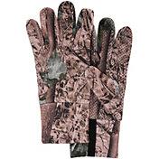 QuietWear Adult Non-Slip Spandex Gloves