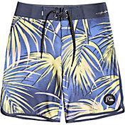 Quiksilver Boy's Highline Sub Tropic Youth 17 Swim Shorts