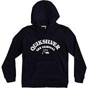 Quiksilver Boy's Keller Hood Art Fleece Hoodie