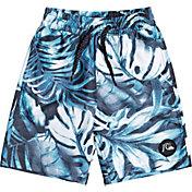 Quiksilver Boy's Tropical Flow Volley 14 Swim Trunks