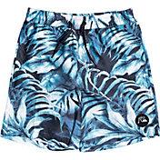 Quiksilver Boy's Tropical Flow Volley 15 Swim Trunks
