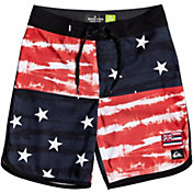 "Quiksilver Boys' Everyday Freedom Quad 17"" Board Shorts"
