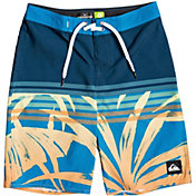 "Quiksilver Boys' Everyday Tropics 18"" Board Shorts"