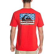 Quiksilver Men's Fourth Architexture Short Sleeve T-Shirt