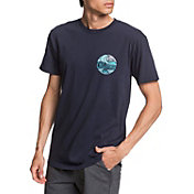Quiksilver Men's CA Stained Glass T-Shirt