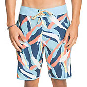 "Quiksilver Men's Highline Scallop Variable 19"" Board Shorts"