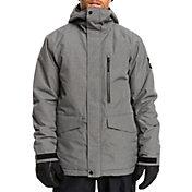 Quiksilver Men's Mission Solid Snow Jacket