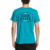 Quiksilver Men's Empty Space Short Sleeve T-Shirt