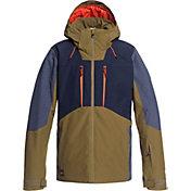 Quiksilver Men's Mission Plus Jacket