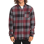 Quicksilver Men's Motherfly Flannel