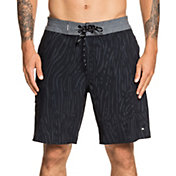 Quiksilver Men's Waterman Angler Ripples Beach Board Shorts