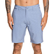 Quiksilver Men's Union Heather Amphibian Board Shorts