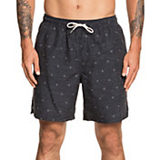 Quiksilver Men's Waterman Fishes Volley Board Shorts