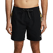 Quiksilver Men's Arch Print Volley Board Shorts