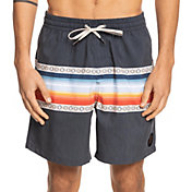 "Quiksilver Men's Sun Faded 17"" Volley Shorts"