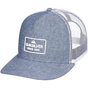 Quiksilver Men's Snip Clipper Trucker Hat