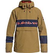 Quiksilver Men's Steeze Shell Snow Jacket