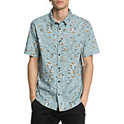 Quiksilver Men's Tripping Daisy Short Sleeve Shirt