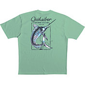 Quicksilver Men's Outer Reef Short Sleeve T-Shirt