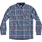 Quiksilver Men's Wildcard Flannel Shirt