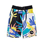 Quiksilver Toddler's Highline Tropical Flow Board Shorts