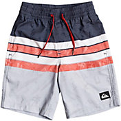"""Quiksilver Toddler Boys' Magic 14"""" Volley Trunks"""