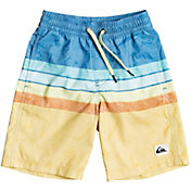 "Quiksilver Toddler Boys' Magic 14"" Volley Trunks"