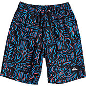 Quiksilver Toddler Boys' Tropical Brush Volley Swim Trunks