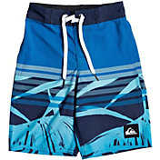 "Quiksilver Toddler Boys' Everyday Tropics 14"" Board Shorts"